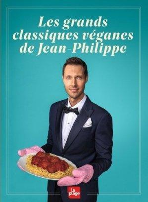 Les grands classiques véganes de Jean-Philippe - la plage - 9782842217495 -