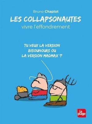 Les collapsonautes - La Plage - 9782842217631 -