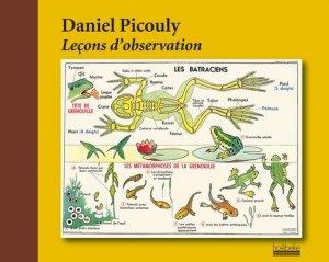 Leçons d'observation - hoebeke - 9782842305086 -