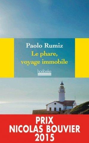 Le Phare, voyage immobile - hoebeke - 9782842305277 -