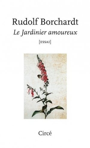 Le jardinier amoureux - circé - 9782842424633