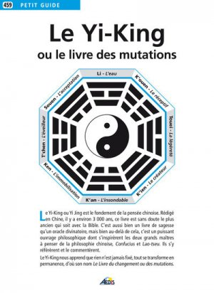 Le yi-king - aedis - 9782842599386