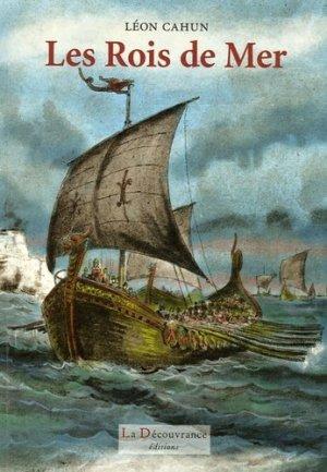 Les Rois de Mer - la decouvrance - 9782842654344 -