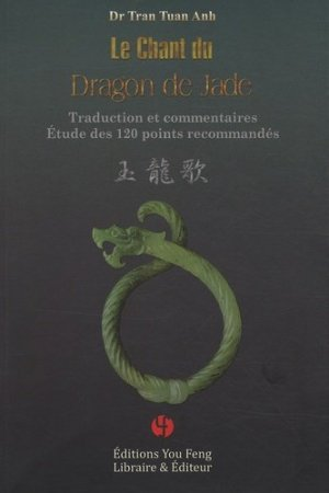 Le chant du dragon de jade - you feng - 9782842794323 -