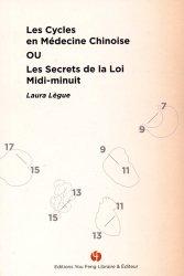 Les Cycles en Médecine Chinoise ou les Secrets de la Loi Midi-minuit - you feng - 9782842797140