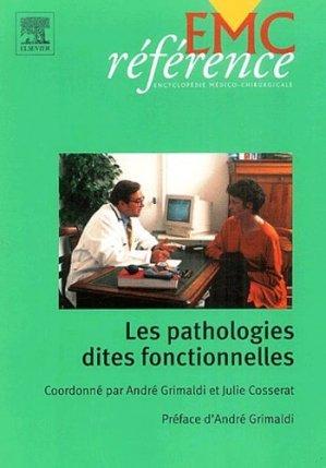 Les pathologies dites fonctionnelles - elsevier / masson - 9782842996086 -