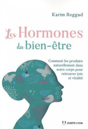 Les hormones du bien-être - Josette Lyon - 9782843194412 -