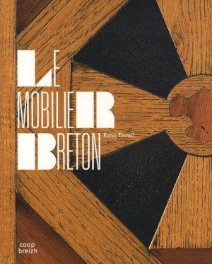 Le mobilier Breton - coop breizh - 9782843463853 -