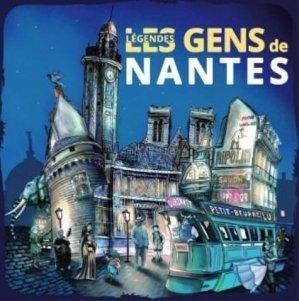 Les gens de Nantes - Coop Breizh - 9782843468926 -