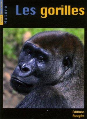 Les gorilles - apogee - 9782843982293 -