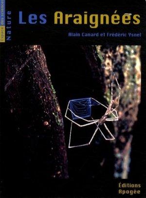 Les araignées - apogee - 9782843983191 -