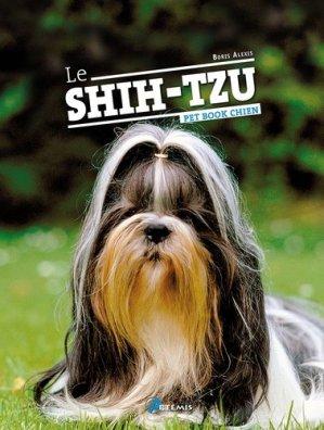 Le shih-tzu - artemis - 9782844161901 -