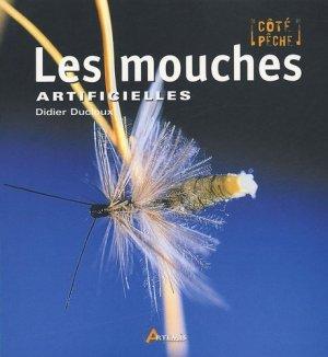 Les mouches artificielles - artemis - 9782844163134 -