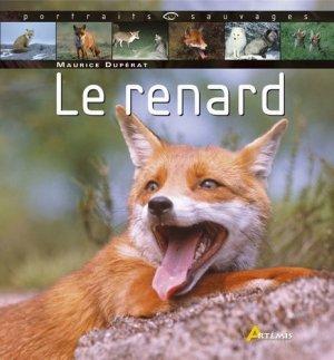 Le renard - artemis - 9782844163585 -