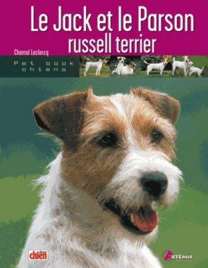 Le Jack et le Parson russell terrier - artemis - 9782844163646 -