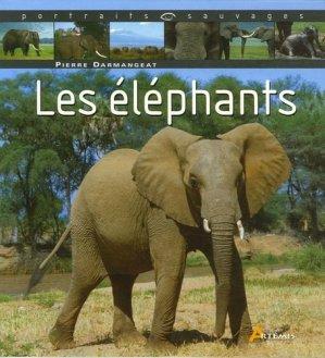 Les éléphants - artemis - 9782844164544 -