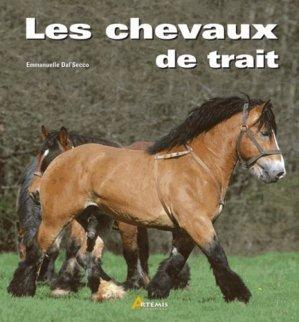 Les chevaux de trait - artemis - 9782844164599 -