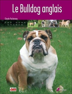 Le bulldog anglais - artemis - 9782844164841 -