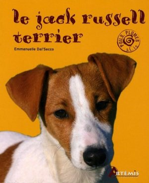 Le jack russell terrier - artemis - 9782844165961 -