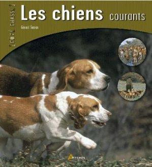 Les chiens courants - Artémis - 9782844166043 -