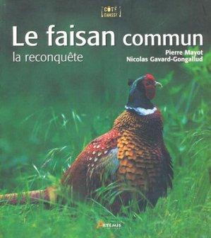 Le faisan commun - artemis - 9782844166050 -
