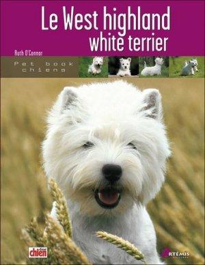 Le West highland white terrier - Artémis - 9782844166197 -