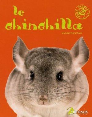 Le chinchilla - artemis - 9782844166364 -