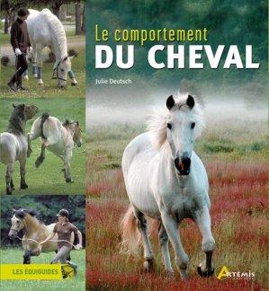 Le comportement du cheval - Artémis - 9782844166401 -