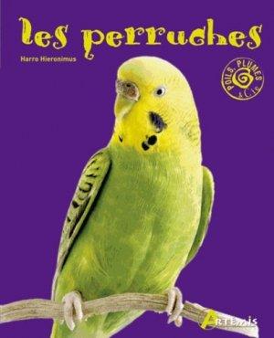 Les perruches - artemis - 9782844166777 -