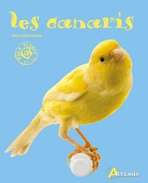 Les canaris - artemis - 9782844166784 -