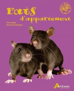 Les rats d'appartement - Artémis - 9782844166791 -