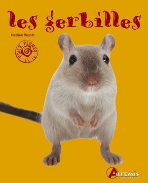 Les gerbilles - artemis - 9782844166807 -