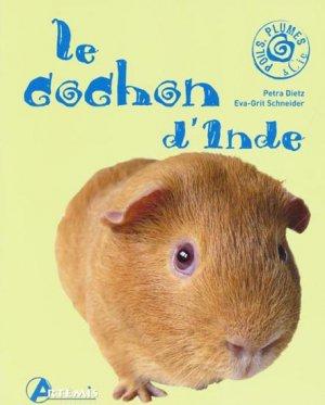 Le cochon d'inde - artemis - 9782844167385 -