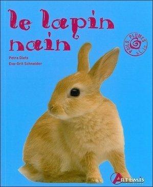 Le lapin nain - artemis - 9782844167606 -
