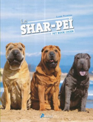 Le Shar-peï - artemis - 9782844168610 -