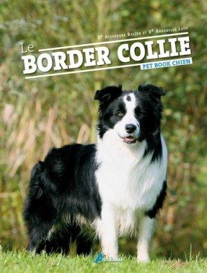 Le Border collie - artemis - 9782844168634 -