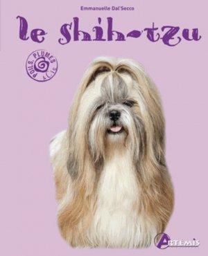 Le shih-tzu - Artémis - 9782844169525 -