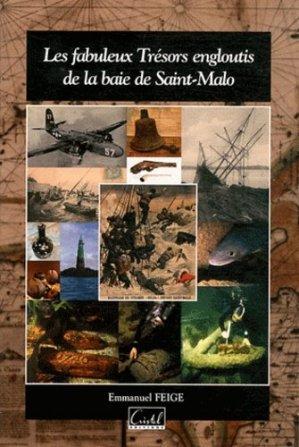 Les fabuleux Trésors engloutis de la baie de Saint-Malo - cristel - 9782844210876 -