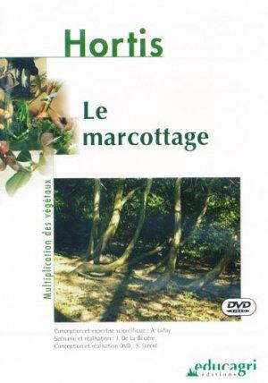 Le marcottage - educagri - 9782844442741 -