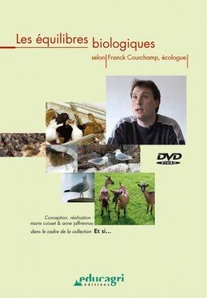 Les équilibres biologiques - educagri / one-two - 9782844444288 -