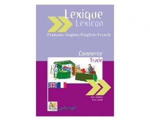 Lexique français-anglais anglais-français Commerce - educagri - 9782844445476 -