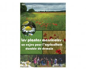 Les plantes messicoles (DVD) - educagri - 9782844449009 -