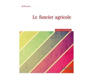 Le foncier agricole - educagri - 9782844449429 -