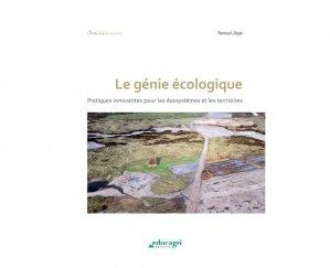 Le génie écologique - educagri - 9782844449917 -