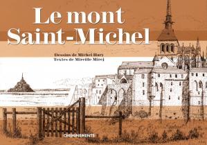 Le Mont-Saint-Michel - cheminements - 9782844786883 -
