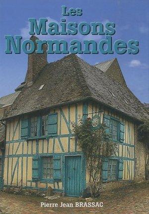 Les Maisons normandes - CPE - 9782845036857 -