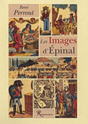 Les Images d'Epinal - Ressouvenances - 9782845050969 -