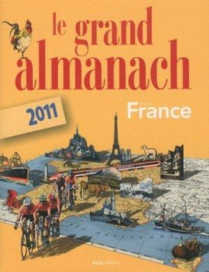 Le grand almanach de la France - geste - 9782845616905 -