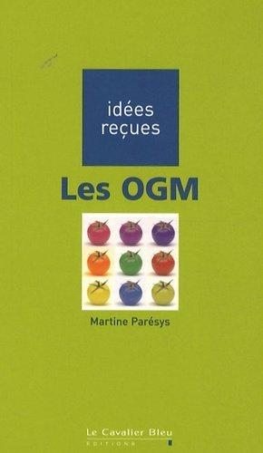 Les OGM - le cavalier bleu - 9782846702454 -
