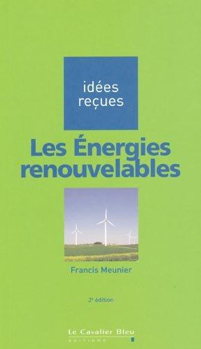 Les énergies renouvelables - le cavalier bleu - 9782846703031 -
